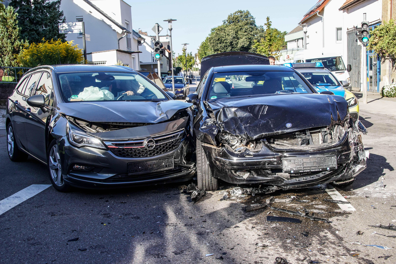 Verkehrsunfall in Weil im Schönbuch