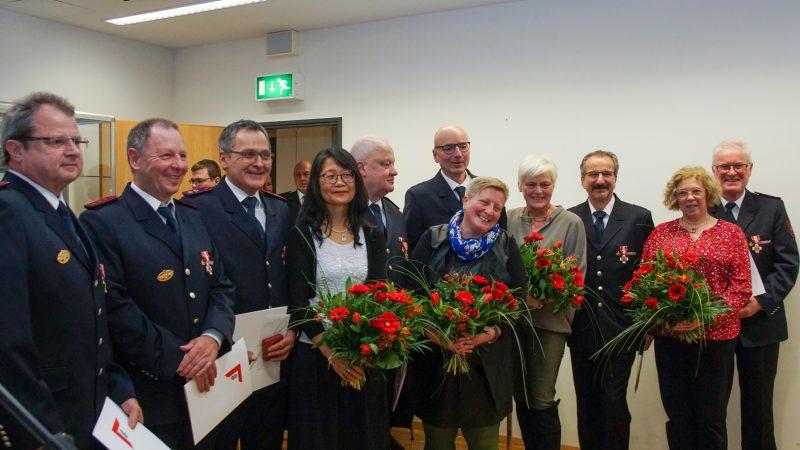 Jahreshauptversammlung der Gesamtwehr der Feuerwehr Sindelfingen