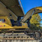 B 295 Renningen: Lkw streift zwei Brücken