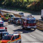 A 81 /Gäufelden: Auffahrunfall am Stauende – Vollsperrung