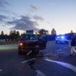Gäufelden: Zwei Verletzte nach Abbiegeunfall